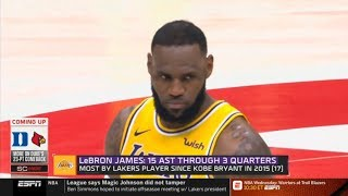 [SPHLASH] LeBron DISAPPOINTED👿BORING by Lakers loss to Hawks 113-117 despite LeBron 28-pt | ESPN SC