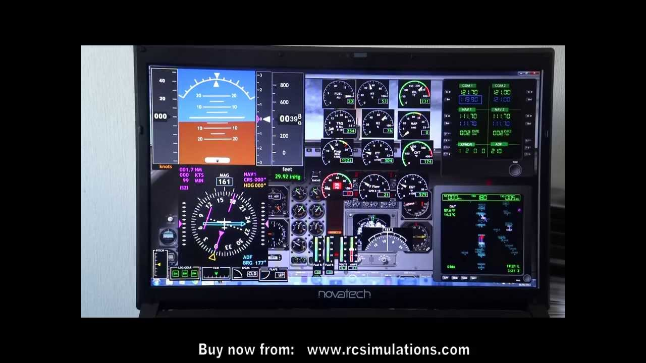 Panel Builder 2 52 And Panel Builder Efis With X Plane 10