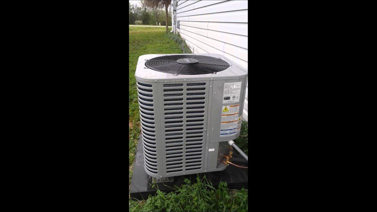 hight resolution of ameristar heat pump youtubeameristar heat pump