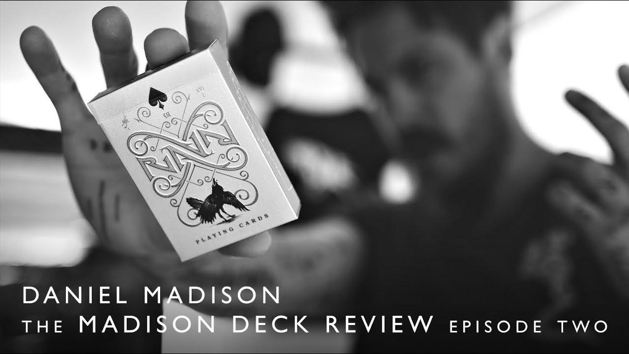 Madison Deck