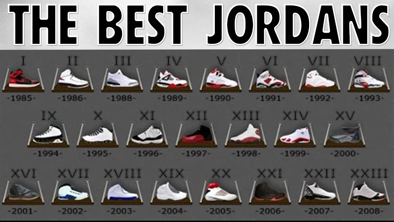 What Are the Best Jordans To Ball In