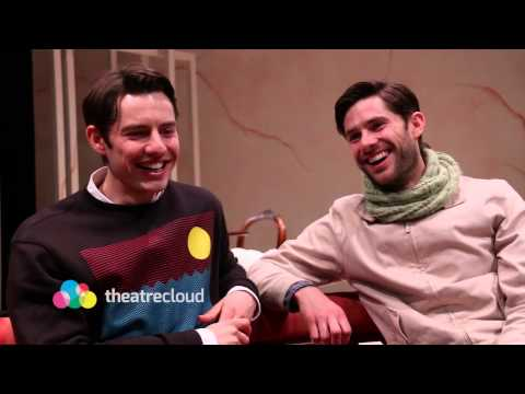 An interview with actor-brothers Will and James Rastall