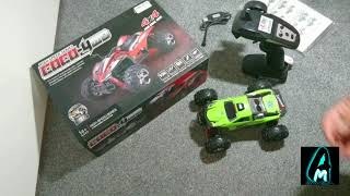 LYL Offroad Electric 4WD 2.4Ghz 30Mph Remote Control Car (Review)