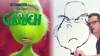 The Grinch | AnyWho Can Draw | Bonus Feature| 1/22 on Digital, 2/5 on 4K, Blu-ray & DVD