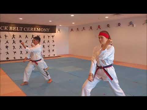 Maru Taekwondo - Black Belt Testing
