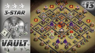 3-Star Vault #13: How to Beat Popular TH10 Southern Teaser Base
