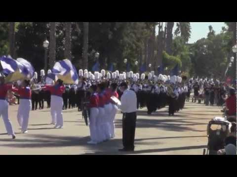 Marsche Minor - Valencia High School Tiger Regiment - Loara Band review