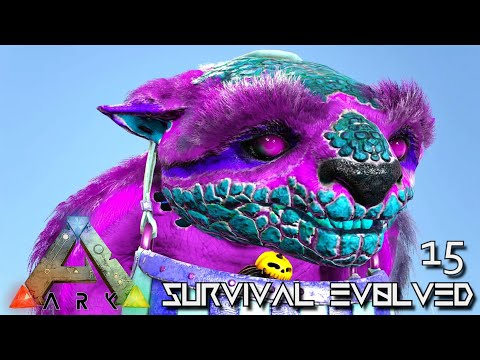ARK: SURVIVAL EVOLVED - FABLED GACHA & BEELZEBUFO !!! PRIMAL FEAR OLYMPUS E15