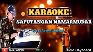 Saputangan namarmudar || Elexis trio || Karaoke Lirik || cipt : Robert Marbun