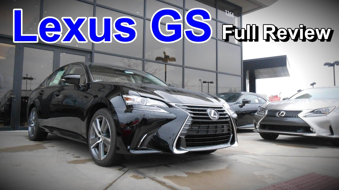 2016 lexus gs full review gs 200t 350 450h f sport youtube. Black Bedroom Furniture Sets. Home Design Ideas