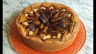 Вкуснейший Пирог со Сливами Быстро и Просто!!! / Сливовый Пирог / Plum Pie