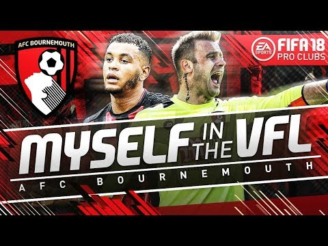 FIFA 18 Pro Clubs | Myself In The VFL | S1E1 - FIRST GAME!