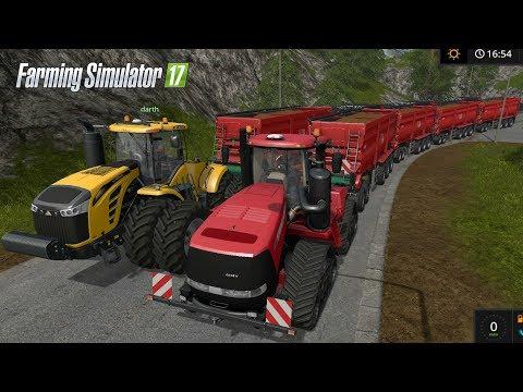 Farming Simulator 17 | Piques clandestinos de Tractores