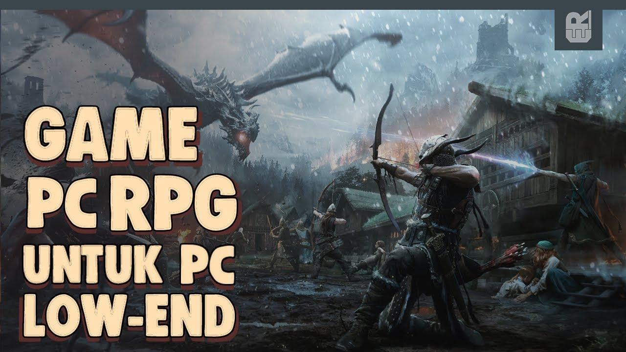 5 Game PC RPG Offline Ringan Terbaik