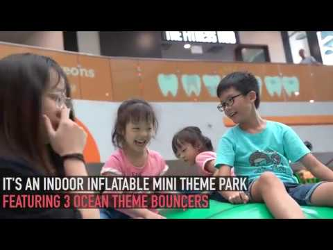 Download Singapore first indoor bouncy castle carnival - OBounce