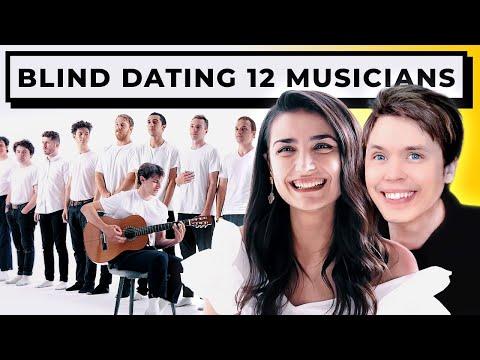12 Guys Sing To Date 1 Girl!