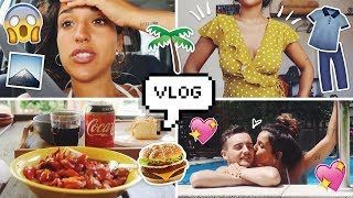 ¡Me PIERDO en la MONTAÑA! 😱 + HAUL de ROPA 🛍 | Vlog 🌿
