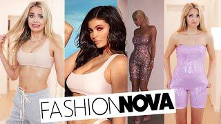 ALLES von Kylie Jenner bei FASHION NOVA nachkaufen | 300 $ VERSCHWENDET ?! | XLAETA