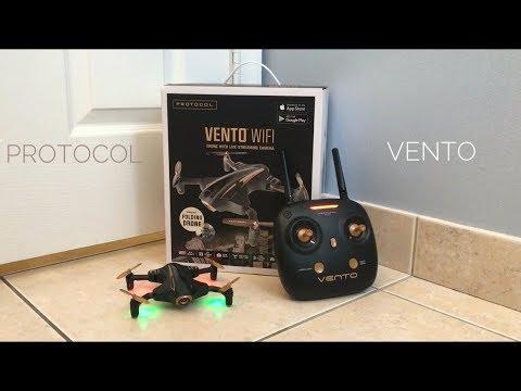 Protocol Vento Drone