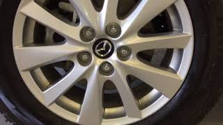 D. GREY 2015 Mazda CX-5 GS GS Review Sherwood Park Alberta - Park Mazda