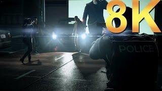 Battlefield Hardline 8K Max Settings Gameplay Titan X 4 Way SLI PC Gaming 4K | 5K | 8K and Beyond