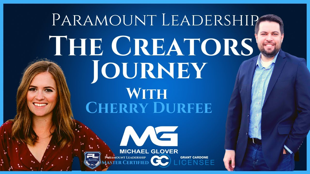 The Creator's Journey with Cherry Durfee and Mike Glover
