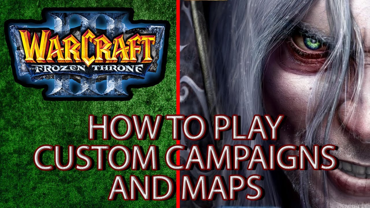 warcraft 3 campaign maps free download