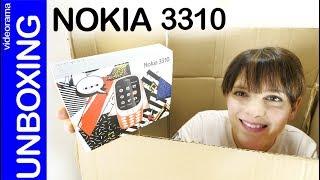 Nokia 3310 (2017) unboxing review -¿genialidad o trasto?-