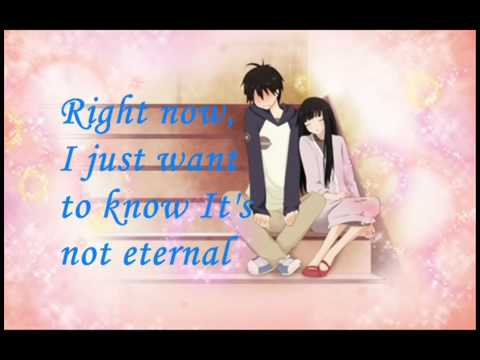 Kataomoi  (English Lyrics)