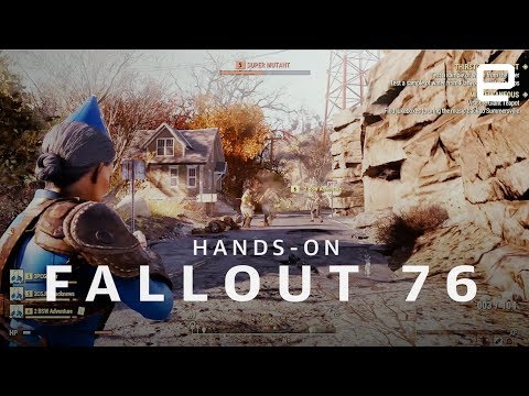 'Fallout 76' Hands-On: This isn't 'Fallout 5'