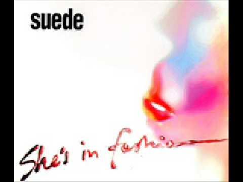 Suede - She's in Fashion + lyrics