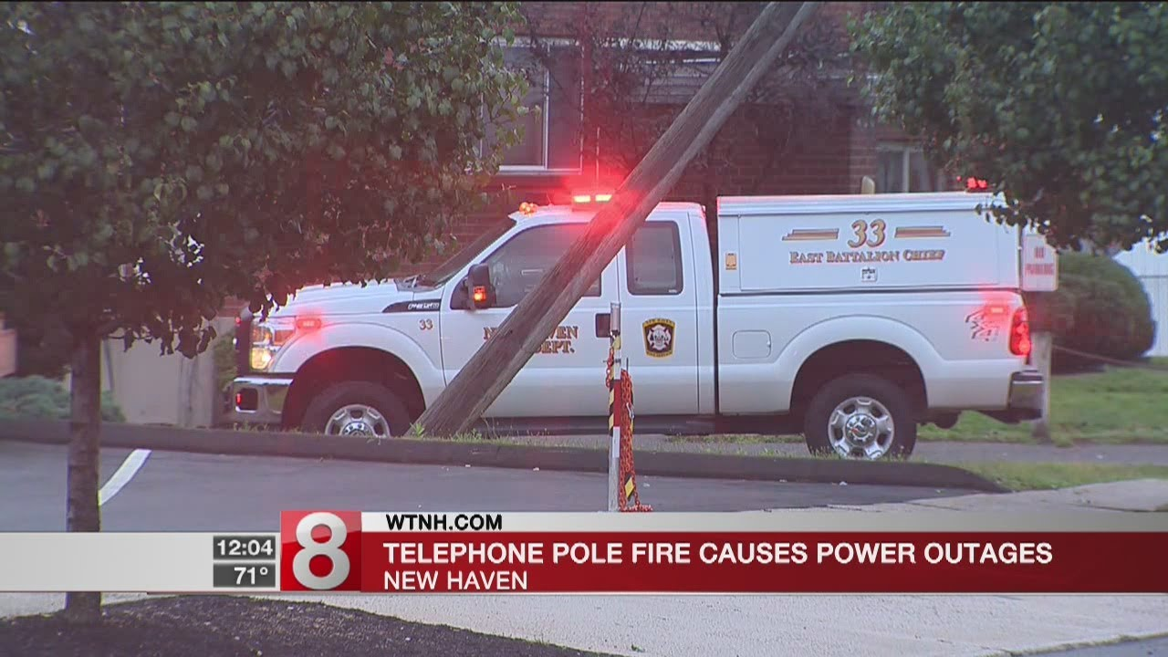 Utility Pole Fire Causes