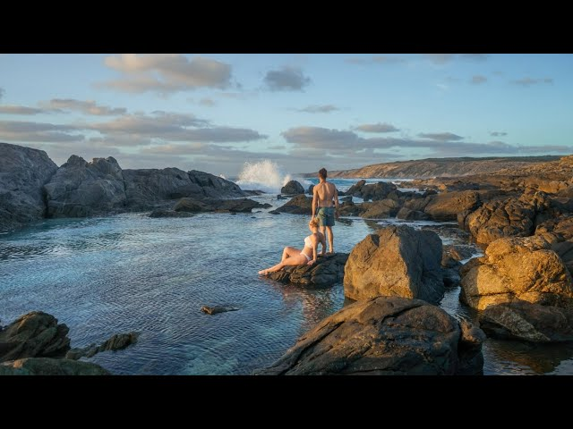 EYRE PENINSULA Drone Footage 4k | Cinematic Screensaver and Relaxing Music