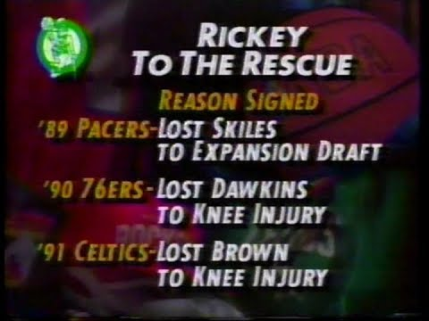 Rickey Green (10pts) to the Rescue (1991)