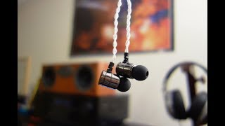 �������� ���� Alpha & Delta D6 review - Beautiful sub-£100 earphones - By TotallydubbedHD ������