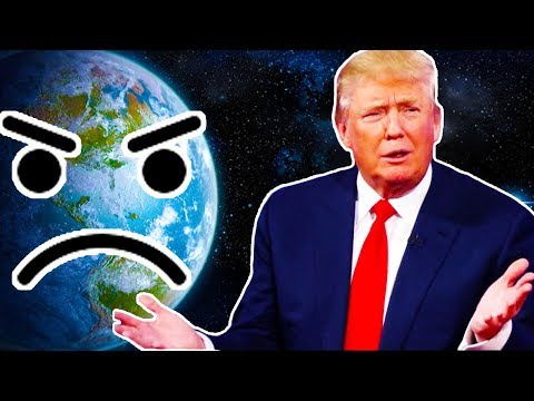 """World Reacts To Trump """"Shithole"""" Comment"""