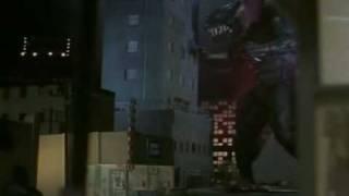 [Kraa! The Sea Monster] Kraa vs. Godzilla...sort of.