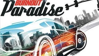 Burnout Paradise City Big Surf Island New Car Olympus Governor