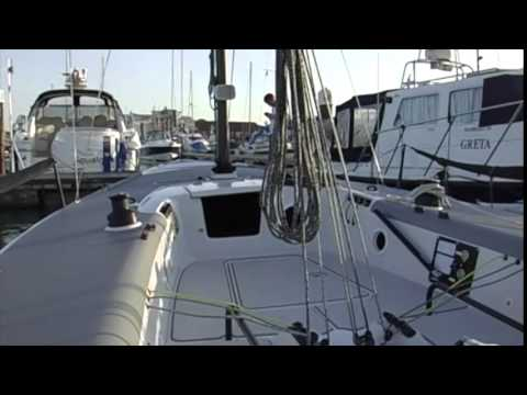 Farr 280 | Onboard Tour | Technical Spec