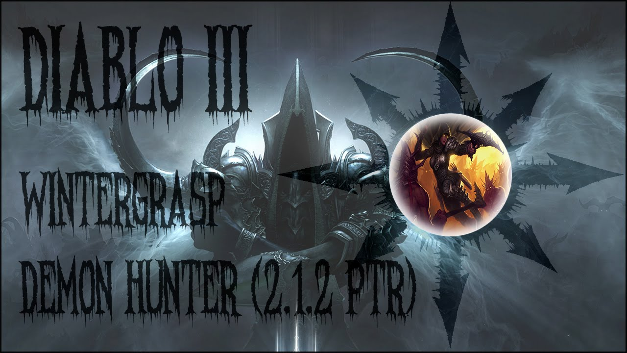 diablo 3 demon hunter how to get marauder set