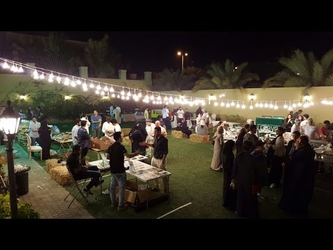 KrabLoad Food gathering Jeddah - RAW Snapchat coverage by Jeddah Attractions