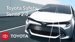 Toyota Safety Sense 2.0 Overview | Toyota