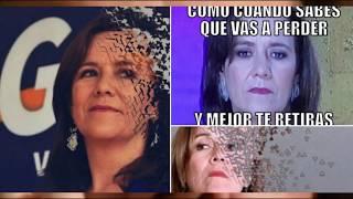 AMLO lo  Profetizo Margarita Zavala Renunica a Candidatura MEMES