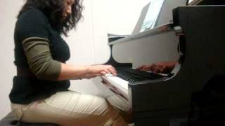 Jamie Foxx-Can I Take You Home Girl (Piano)
