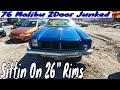 1976 Chevy Malibu Junkyard Find