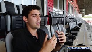 Victor Araujo's Return From Injury - Presented by Methodist Healthcare