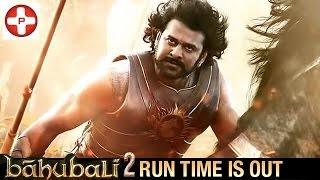 Baahubali 2 Run Time Revealed | Baahubali The Conclusion | Prabhas | SS Rajamouli |Tamil Cinema News