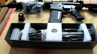 VORTEX Оптичний Приціл Strike Eagle 4-24x50 EBR-4 Riflescope. Новий, відкриваємо коробку. Unboxing.