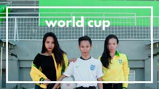 World Cup 2018 | Brazil | England | Dance Choreography