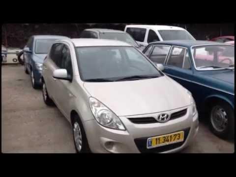 מודיעין לוח רכב יד שניה קארספלייס- סוכנות טרייד אין יהוד-יונדאי I20 2011 ZZ-19